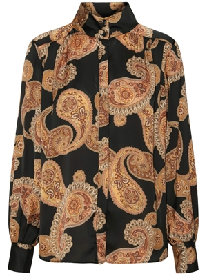 Noelle Shirt, Grand Paisley
