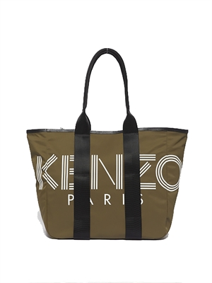 Kenzo Nylon with Sport logo green F955SF219F24