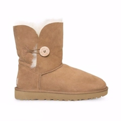 UGG Støvler Bailey Button II Chestnut
