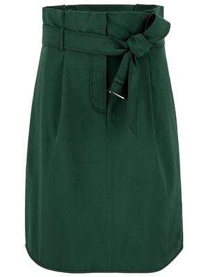 MONILE nederdel, Dark green - Max Mara Weekend
